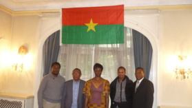 Offensive diplomatique , Disparition du Capitaine Guerandi: le CODE reçu à l'Ambassade du Burkina Faso