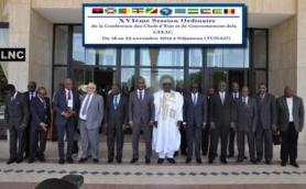 Tchad : Catherine Samba-Panza en vedette américaine du 16ème sommet de la CEEAC