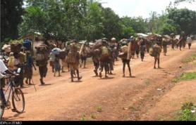 Centrafrique : Zemio, des centaines de femmes seins nus protestent contre les violences