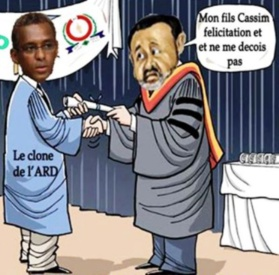 Djibouti : Un clone de l'ARD créé par le régime dictatorial