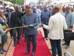 Congo/Infrastructures : la route Okoyo-frontière Gabon ouverte officiellement à la circulation
