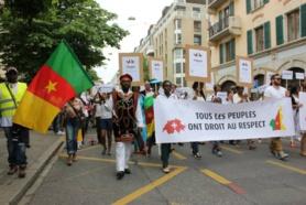 La diaspora camerounaise  en concertation politique le 28 décembre à Genève