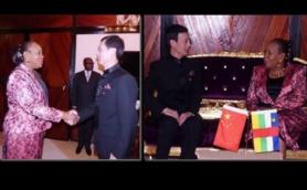 Centrafrique : Le nouvel ambassadeur de Chine entre en fonction