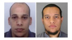 France: Les frères Kouachi disent veulent mourir en martyr et jamais se rendre