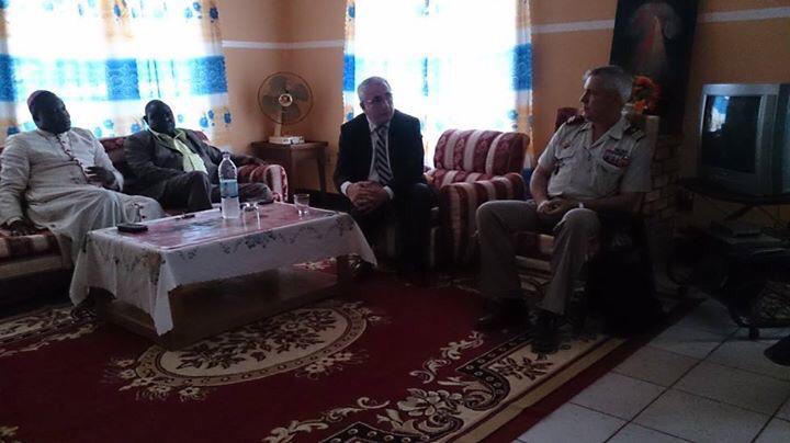 RCA : L'ambassadeur de France en négociation avec les Anti-Balaka pour la libération de l'otage
