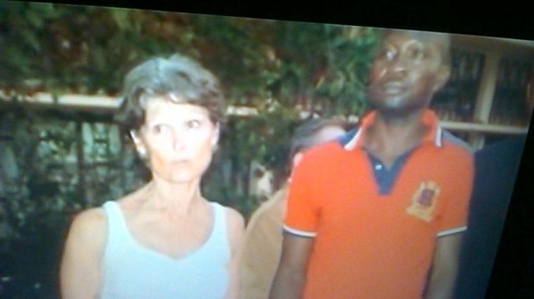 Centrafrique: La française relâchée par les anti balaka