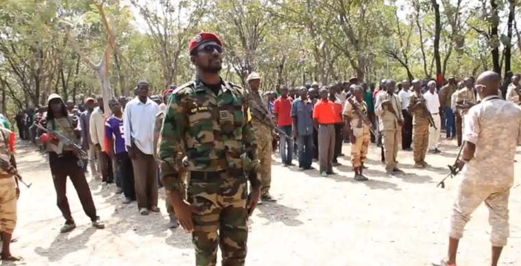 Centrafrique: Le ministre des sports enlevé par les extrémistes chrétien