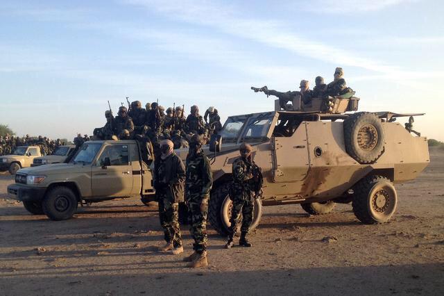13 soldats tchadiens tués dans la riposte de Boko Haram à Fotokol