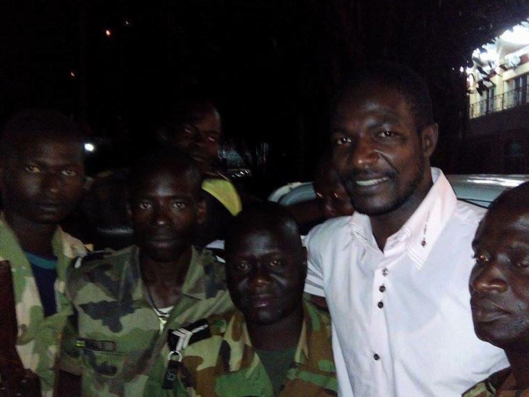 Centrafrique : Libération du ministre Armel Sayo après 16 jours de captivité