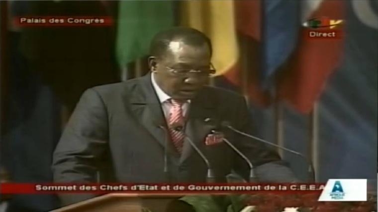 Idriss d by le tchad est lanc dans cette voie for Dans cette voie