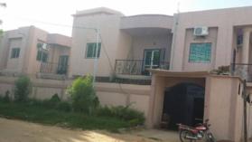Tchad: Maison à louer à N'djaména, quartier Klemat-Leclerc