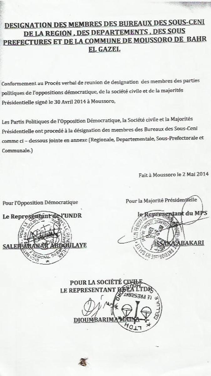 Tchad : Les organisations de la société civile haussent le ton