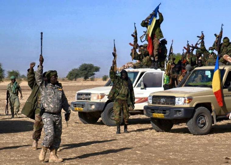 Nigeria : L'armée tchadienne avance vers Maïdugri et les fiefs de Boko Haram