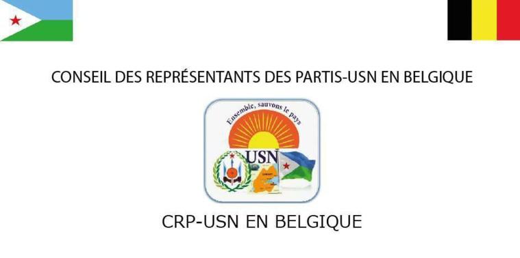 Le conseil des Représentants des partis (CRP-USN) en Belgique