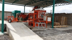 fabrication de parpaing