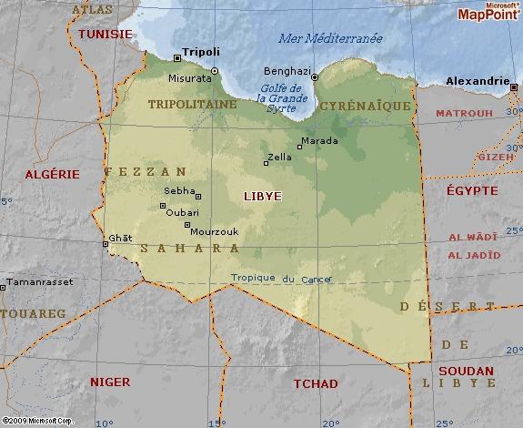 Libye : Des tchadiens libérés par des milices après deux ans de détention