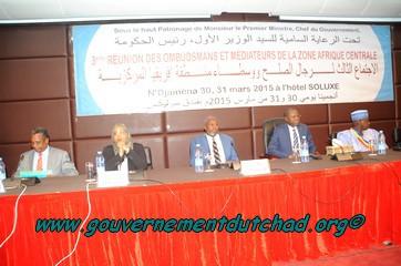 Les Médiateurs africains face aux défis juridico-politiques de l'heure