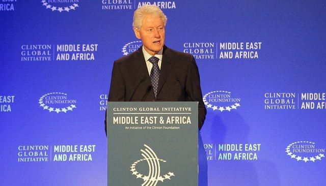 """Marrakech abrite la 1ère Conférence """"Clinton Global Initiative  Moyen-Orient et Afrique"""""""