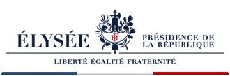 France : Le Président Idriss Déby reçu à l'Elysée dans quelques jours