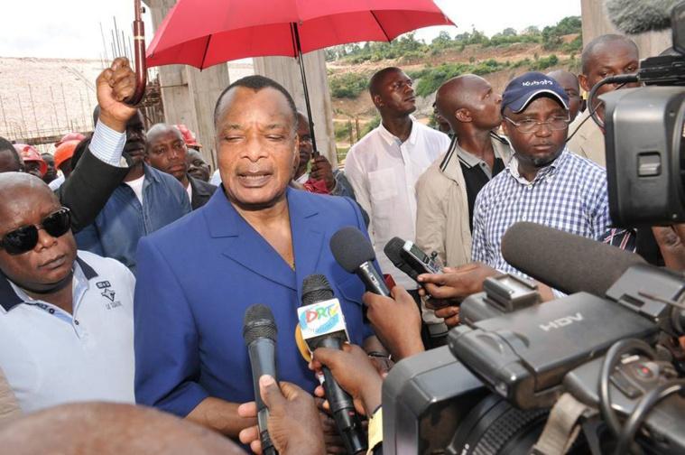 """Denis Sassou N'Guesso : """"Nous sommes les partisans de l'intégration sous-régionale"""""""
