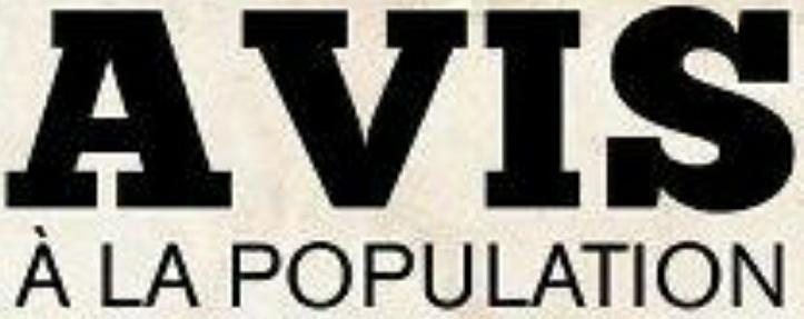 DJIBOUTI : Avis à la population djiboutienne !