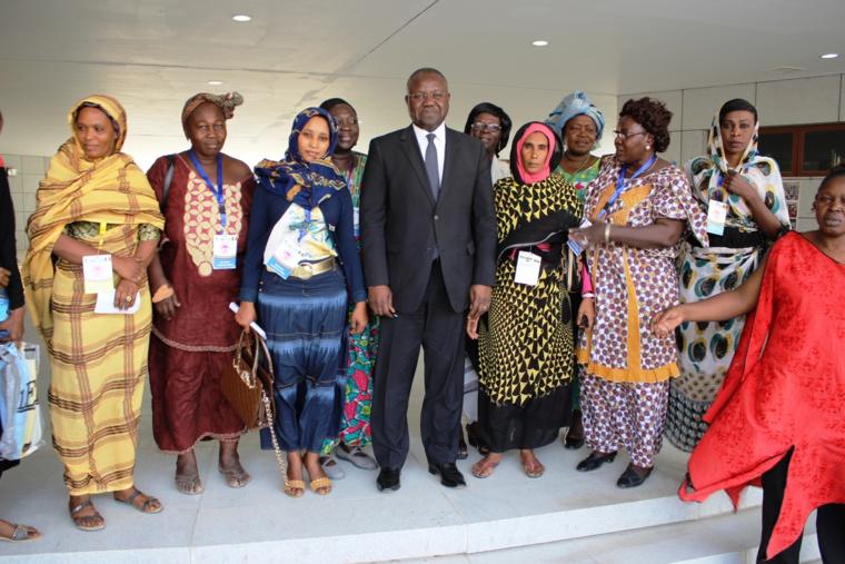 BAD : L'Afrique en grand et en bloc avec Bedoumra Kordjé, candidat du Tchad
