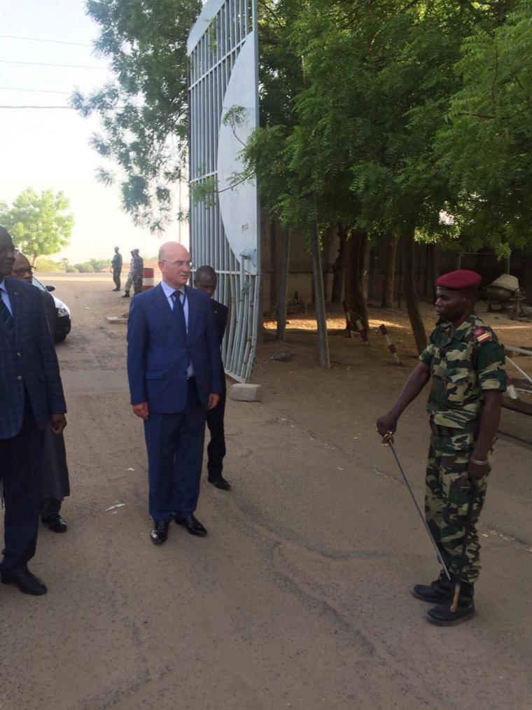Tchad: Inauguration du Quartier Général de la Force Multinationale Mixte contre le groupe terroriste Boko Haram