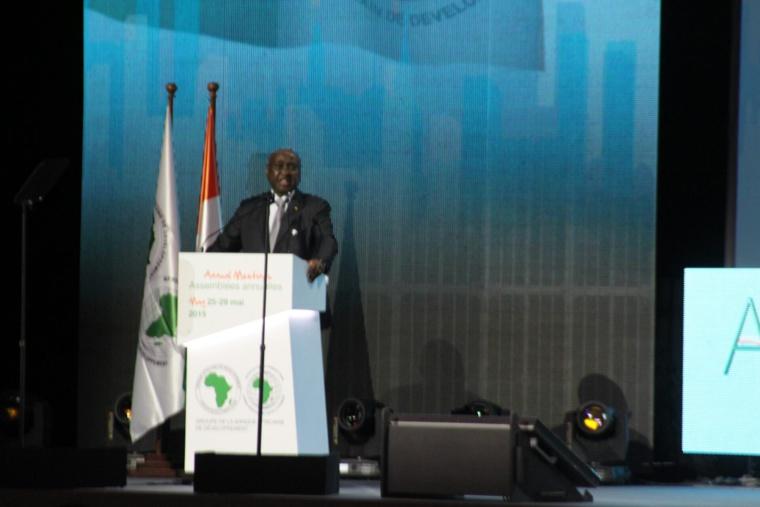 BAD : Les pronostics en faveur du candidat tchadien, Bedoumra Kordjé ?