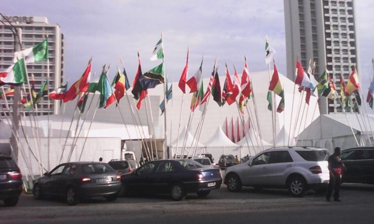 50ème assemblée annuelle de la BAD, Abidjan. Alwihda Info/D.W.W.