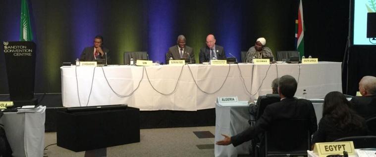 Conclusions de la troisième Réunion du Groupe de Suivi et d'Accompagnement de la Transition au Burkina Faso