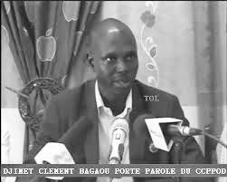 """""""Au Tchad, on a connu  des guerres...Mais ce genre de réaction, on n'a jamais connu"""" selon Djimet Clément Bagaou"""