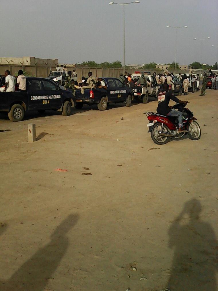 Tchad : Des convois de sans-papiers expulsés en direction de la frontière camerounaise. Alwihda Info/D.W.W.