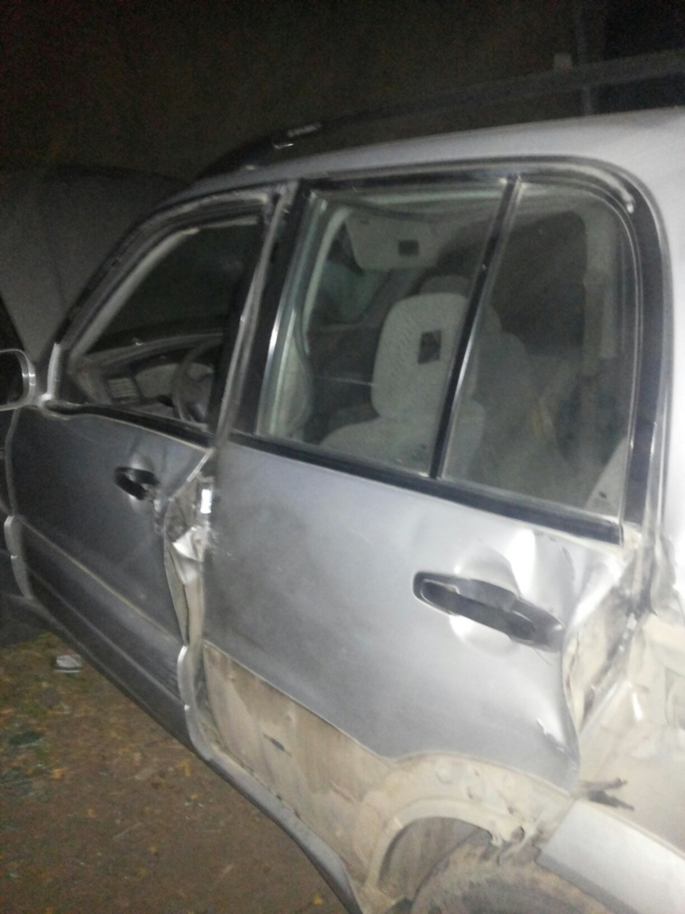 Tchad : Découverte d'un véhicule chargé d'explosifs à N'Djamena. Photo : Alwihda Info