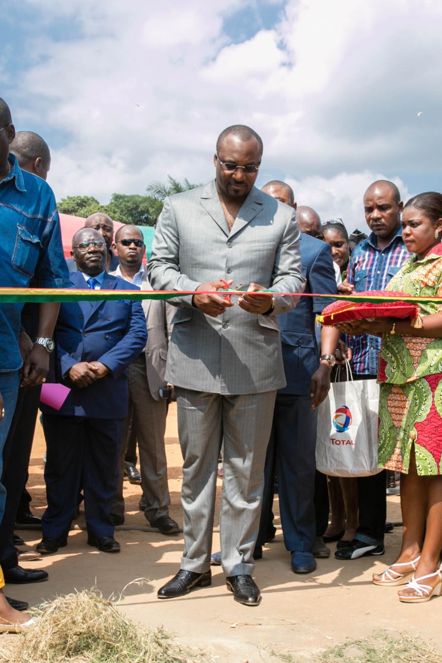 Congo Brazzaville : La Dynamique pour la Nouvelle République (DNR) à Dolisie pour rééditer l'exploit de Pointe-Noire