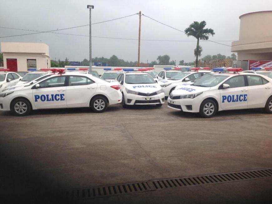 Tchad : La police n'est pas seulement le sifflet ni la matraque !