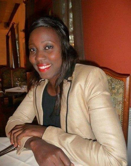 La défunte Arlette Brahim Madi Gustave, Attachée de presse au ministère de l'Elevage, décédée dans l'incendie qui a ravagé son domicile. Crédit photo : Sources