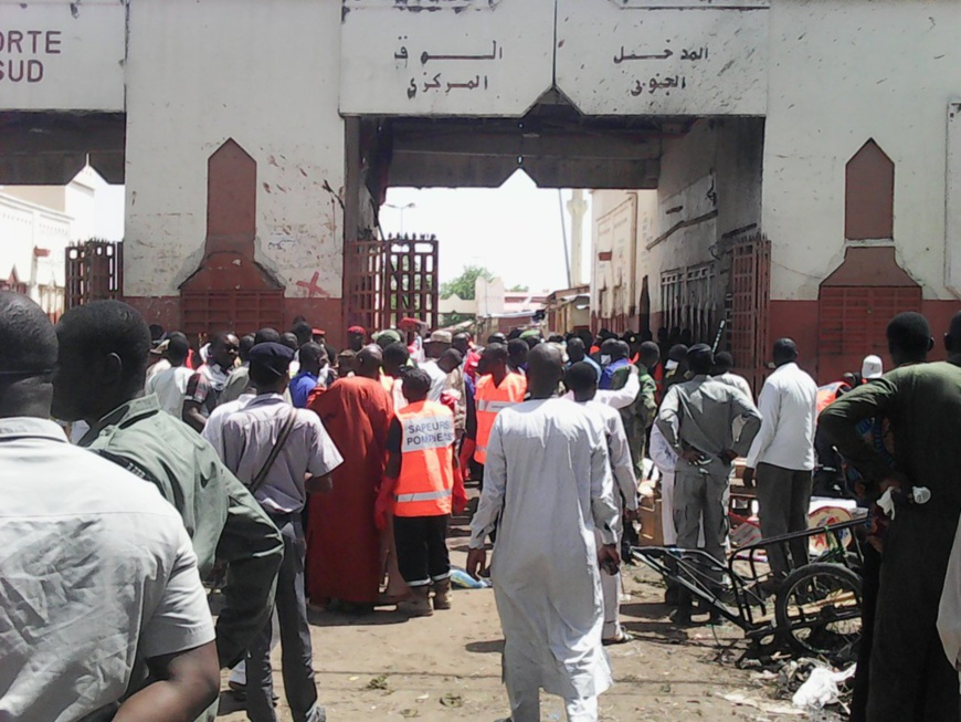 L'Union Africaine condamne fermement les attentats de N'Djamena. Alwihda Info/D.W.W.
