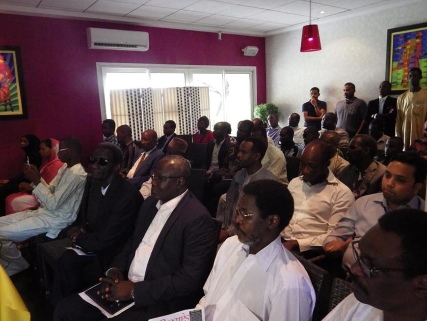 """Tchad : Lancement officiel de la 1ère Application mobile """"Darna Tchad"""""""