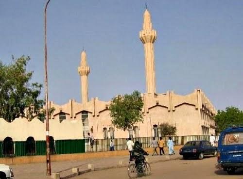 Mosquée Roi Faycal de N'Djamena.