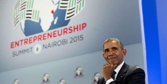 Obama demande l'égalité des droits pour les homosexuels en Afrique