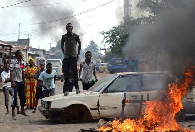 """""""Le Burundi risque le scénario des violences post-électorales"""" (analyste)"""