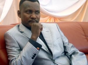 Le général Adolphe Nshimirimana, assassiné dans sa voiture dimanche à Bujumbura. Crédit photo : Sources