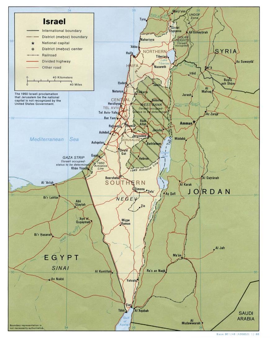 Israël passe à la vitesse supérieure contre son extrémisme