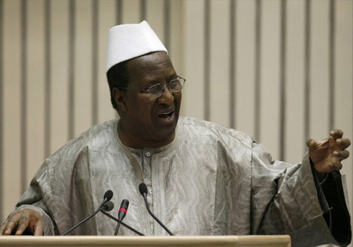 L'ex-Président malien Alpha Oumar Konaré. Crédit photo : Sources