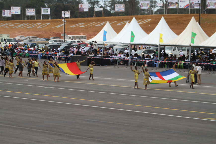Congo/Diplomatie : commémoration de la fête nationale de la Guinée Equatoriale en présence de Denis SAssou N'Guesso .
