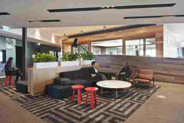 Futuristic Workplaces and the adaption of building services