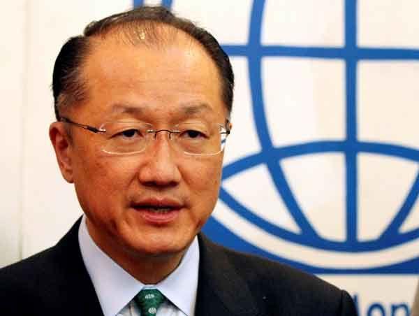 Ph/Dr-: Jim Yong Kim, président du Groupe de la Banque mondiale