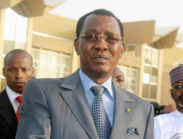 Le chef de l'Etat tchadien, Idriss Déby Itno. Crédits: Sources