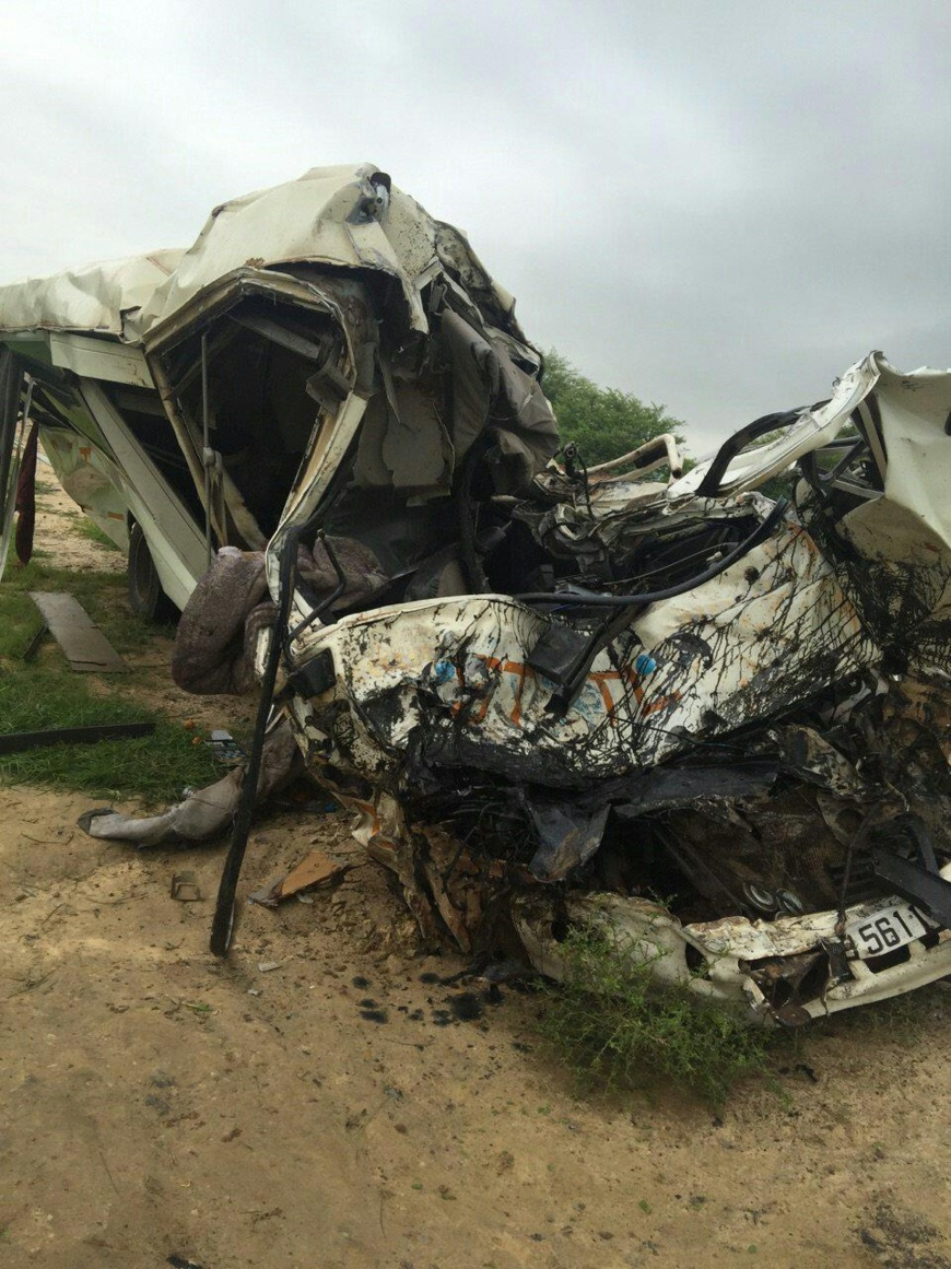 Accident Mandélia: Bilan de 17 morts et 30 blessés graves. Alwihda Info