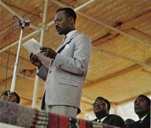 Proclamation de l'indépendance du Tchad | Crédits photo: Perspective Monde